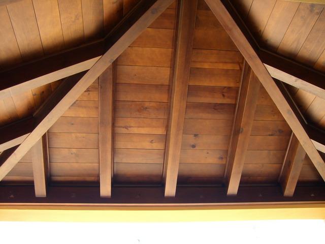 Maderas y estibas cartagena maderas para techo - Techos falsos de madera ...