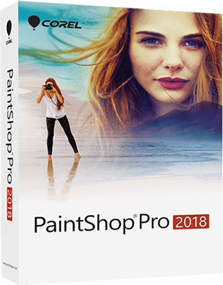Corel PaintShop Pro 2018 20.1.0.15 portable poster box cover