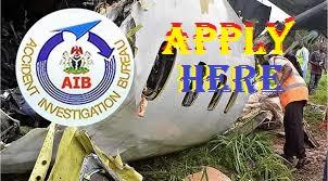 Accident Investigation Bureau Recruitment Login 2018/2019   AIB Application Form Online