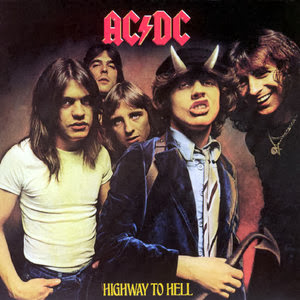 AC/DC Highway To Hell 1979