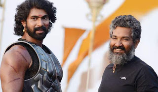 Rajamouli Comments On Rana in Nene Raju Nene Mantri Movie
