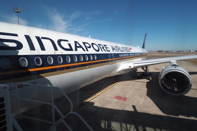 Singapore Airlines побила рекорд по протяженности коммерческого рейса
