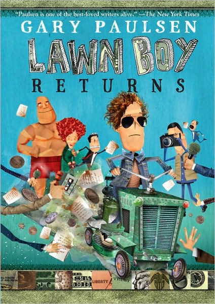 Ums Tigers Read Student Review Lawn Boy Returns By Gary