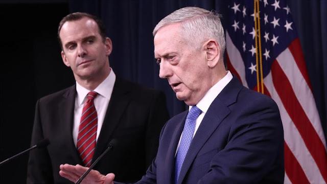 EEUU deja puertas abiertas a la opción militar contra Pyongyang