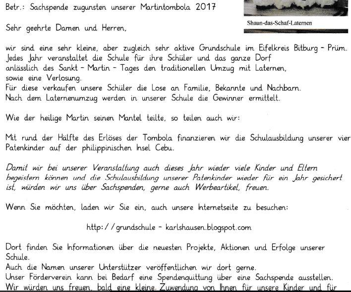 Grundschule Karlshausen 2017