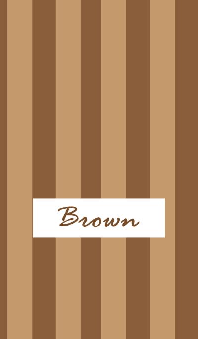 Brown theme