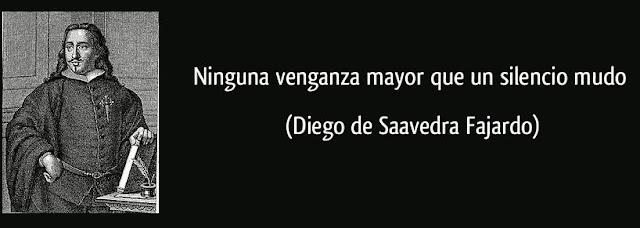 frases de Diego de Saavedra Fajardo
