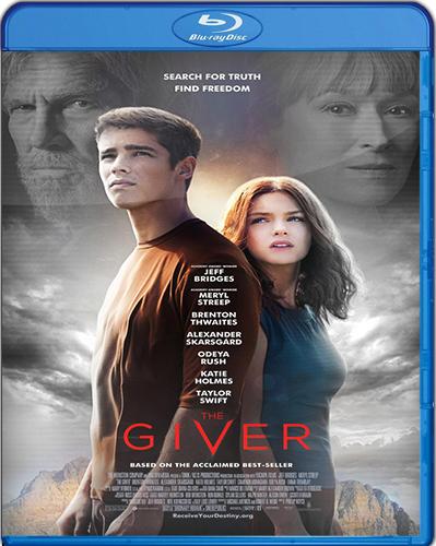 The Giver [2014] [BD25 + BD50] [Subtitulado]