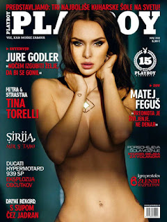 Playboy Eslovenia-Mayo 2016 PDF Digital