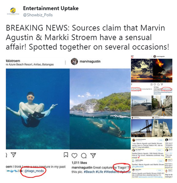 Marvin Agustin confirms the kind of relationship he has with Markki Stroem