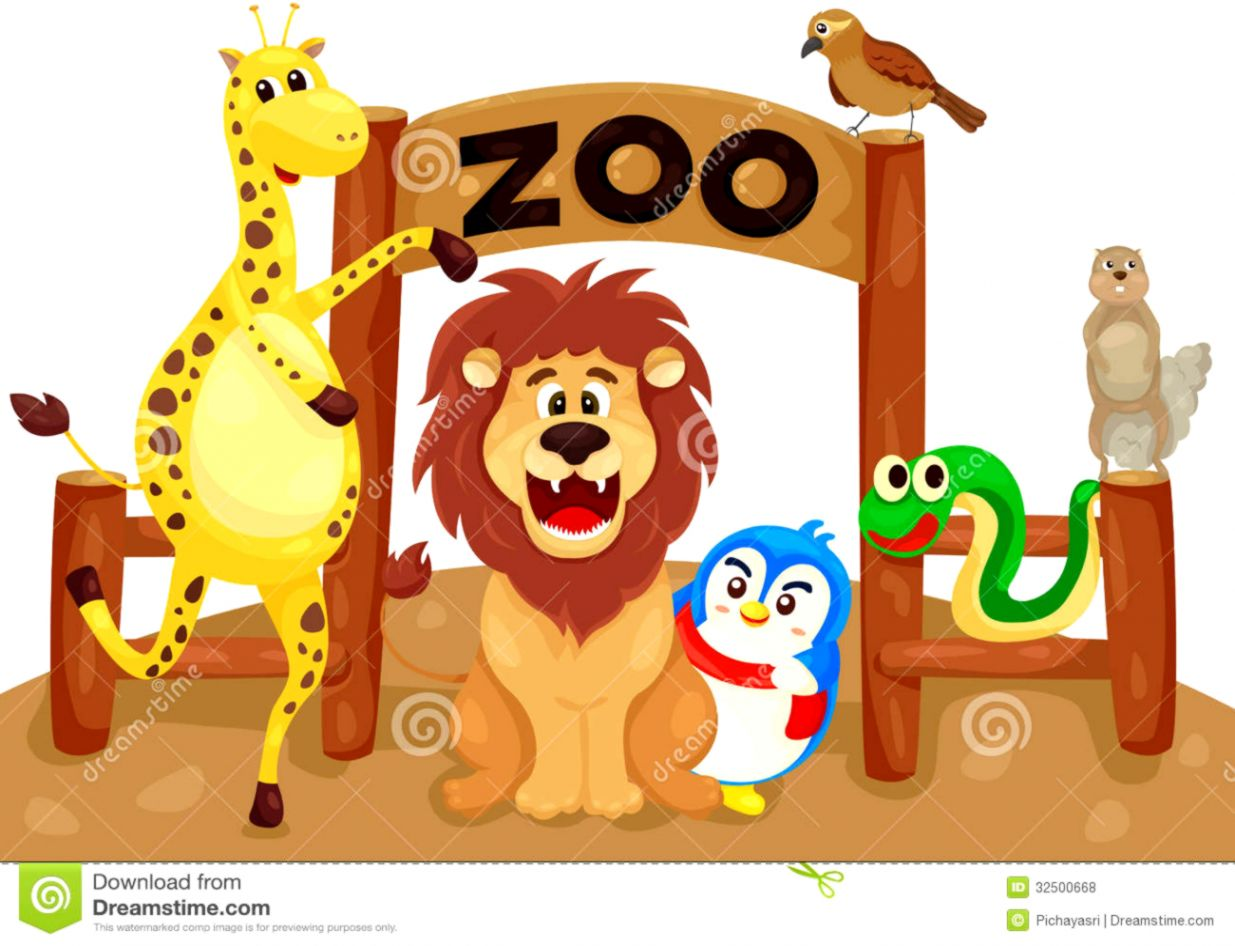 the incredible free clip art zoo for your inspiration banyumasonline [ 1235 x 946 Pixel ]
