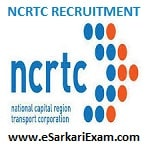 NCRTC JE, Manager Recruitment 2019
