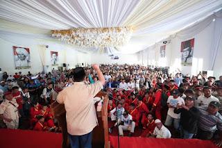 Ditolak Shalat Jum'at, Malah Begini Sambutan Masyarakat Blora kepada Prabowo