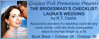Goddess Fish Promotions - Bridesmaid's Checklist:Laura's Wedding