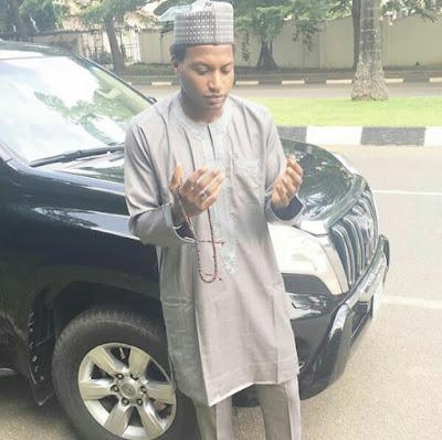 Photos: Son of Aisha Buhari