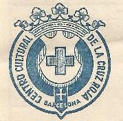 Emblema del C. C. de la Cruz Roja