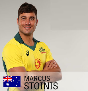 Marcus stoinis  image,  Marcus stoinis in 2019