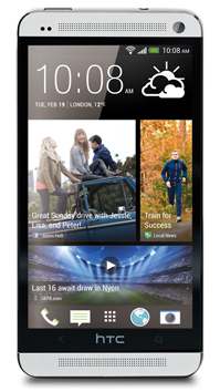 HTC One in Canada receives a software update