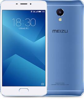 Spesifikasi dan Haga Meizu M5 Note