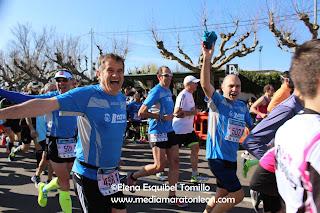 Media Maraton de Leon 2017