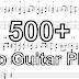 Tổng Hợp 500+ Tab Guitar PDF (Cập nhật Tab thường xuyên)