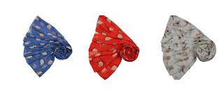 Tie, Robin Redbreast