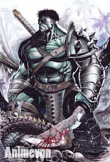 Hành Tinh Người Khổng Lồ - Planet Hulk 2010 Poster