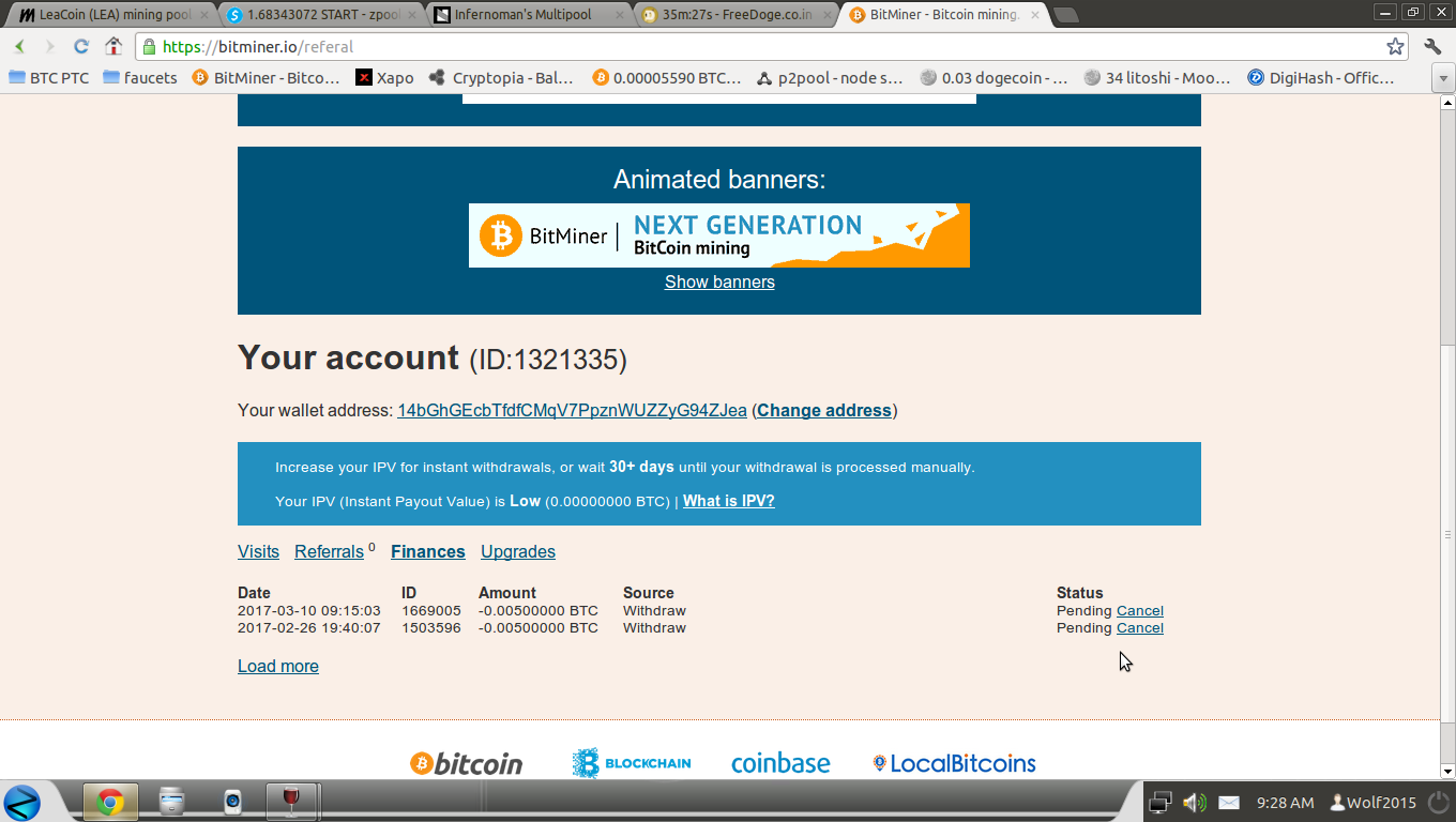 Bitcoin What Is It Litecoin Faucet List