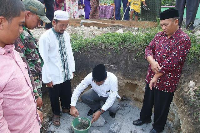 Warga Kampung Kala Pegasing Butuh Rp2,6 Miliar Bangun Masjid