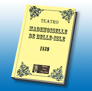 Mademoiselle De Belle-Isle - Alejandro Dumas