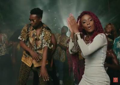 Video Vanessa Mdee ft. G Nako - Wet