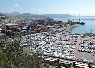 Collaborazione tra Ap Salerno, Uniparthenope-Disaq, C.i.e.l.i. e Mar.te. Sea-land logistics