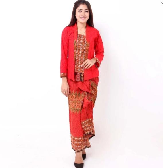 Online Shop Baju Batik Kerja: Baju Batik Wanita Murah Model Kekinian 'Lazada