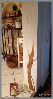 Malowanie na ścianie cz.3 – Painting on wall part 3