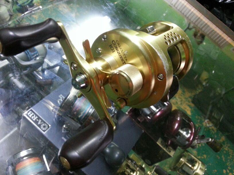 73bc45eaea8 Barang pancing Mesin pancing Gewang dari Jepun: Shimano Calcutta ...