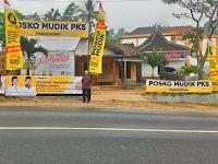 Mudik ke Sumatera, Perhatikan Ini Lokasi Posko Mudik PKS