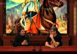 Pigna y Pergolini hablando sobre Güemes