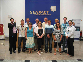 Genpact Limited Mega Walkin Interview for Freshers - (Any Graduates)