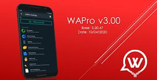 WA Pro v3.00