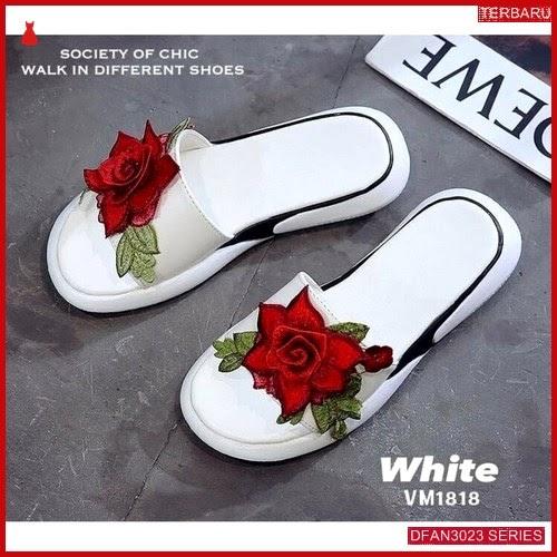 DFAN3023S208 Sepatu Wa26 Sandal Sol Wanita Jadi Flip BMGShop