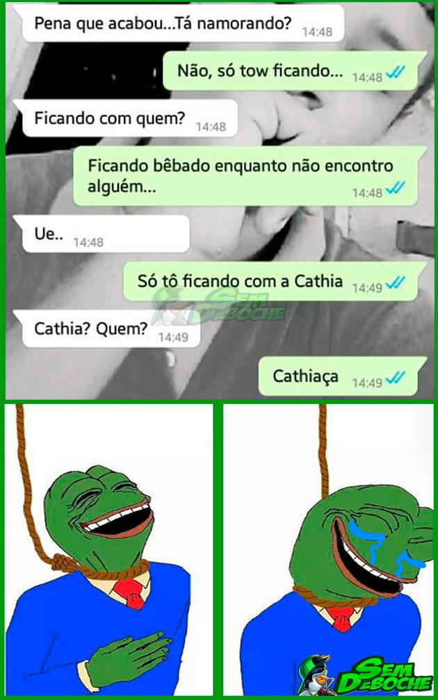 TÔ FICANDO COM A CATHIA