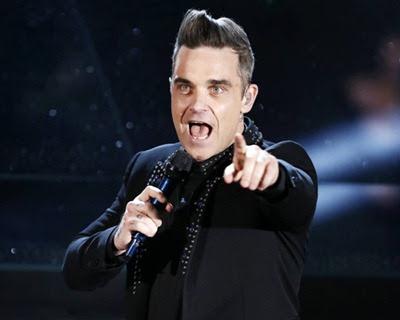 Robbie Williams Song Lyric - Won't Do That