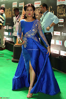 Tejaswini in Blue Gown at IIFA Utsavam Awards 2017  Day 2  HD Exclusive Pics 12.JPG