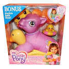 My Little Pony Soapy Smiles So-Soft Bubble Bath Time Bonus G3 Pony