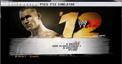 PS3 Emulator v.1.9.6 RAR