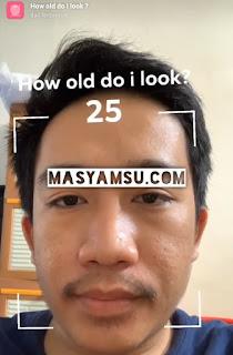 How Old Do I Look Instagram adalah filter instagram yang mana dengan filter ini kamu bisa mengetahui usia / umur pengguna. Berikut ini cara mudah mendapatkan filter How Old Do I Look Instagram.