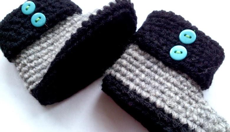 Handmade Nl Gratis Babyslofjes Haakpatroon