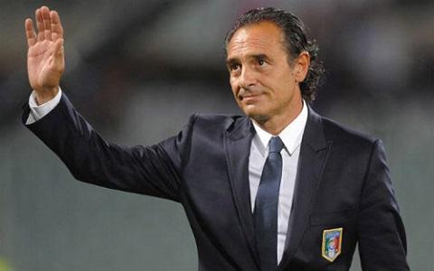 Huấn luyện viên trưởng đội tuyển Ý, ông Prandelli