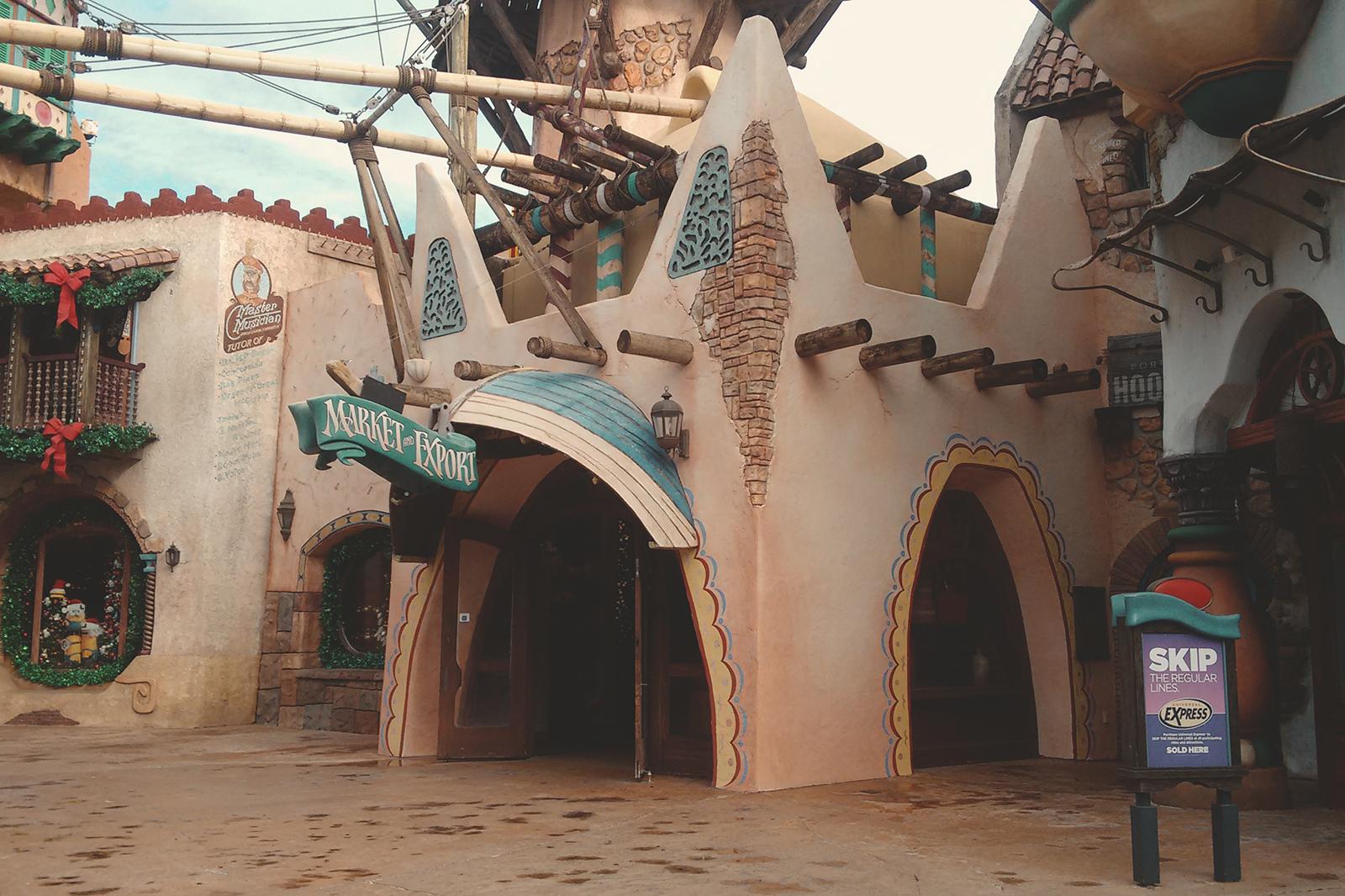 lojas island of adventure