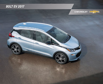 Download the 2017 Chevy Bolt EV Brochure